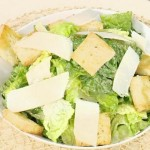 Классический рецепт салата цезарь в домашних условиях. Как приготовить салат цезарь дома для себя