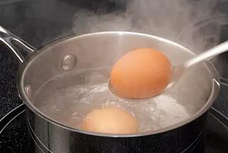 яйца в крутую