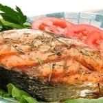 Красная рыбы в фольге  быстро и вкусно