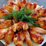 Как приготовить куриные крылышки в духовке с хрустящей корочкой