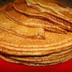 Как сделать тесто для блинов готовим тесто для блинов на молоке
