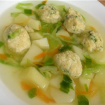 Суп с клецками пошаговый рецепт с фото