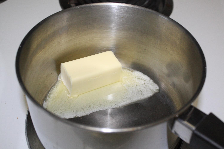 Как-растопить-сливочное-масло