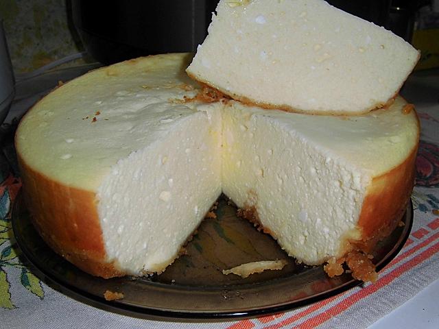 Рецепт чизкейк в мультиварке с фото