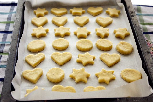 Рецепт печенья простого но вкусного формочки