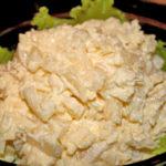 Салат с ананасами и куриной грудкой  рецепт с фото