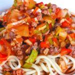 Лагман рецепт приготовления в домашних условиях