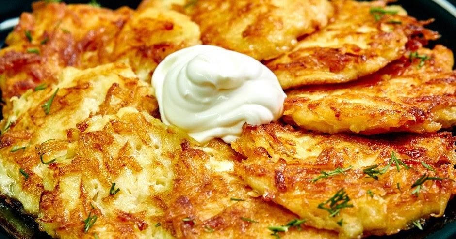 Как приготовить драники из картошки Простые и вкусные рецепты с фотографиями