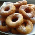 Классический рецепт приготовления пышных пончиков