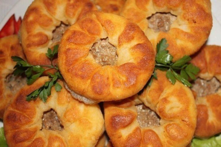 Рецепт с фаршем и картошкой в духовке пошаговый рецепт с без дрожжей
