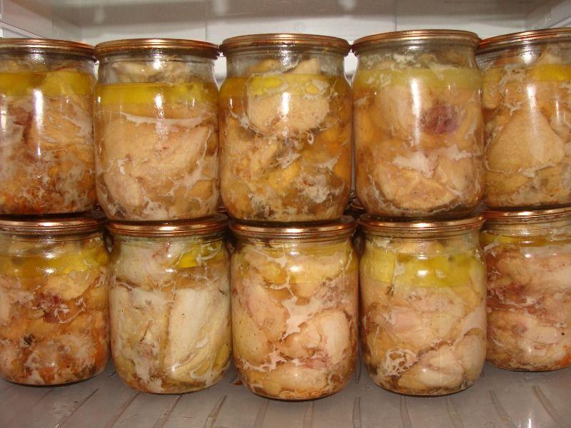 рецепт мясной тушенки в автоклав
