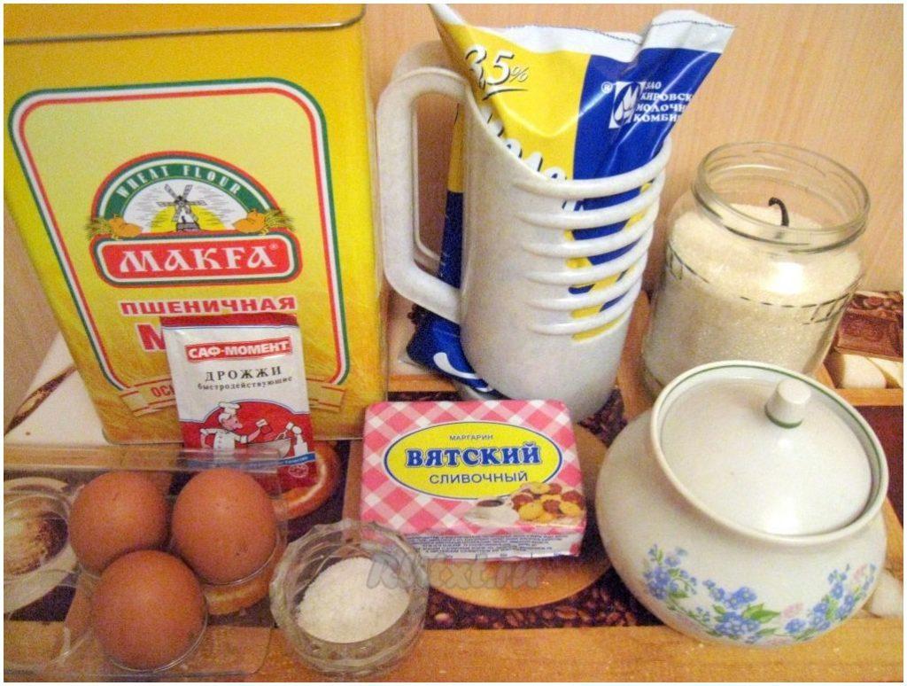 Как сделать тесто сдобное дрожжевое