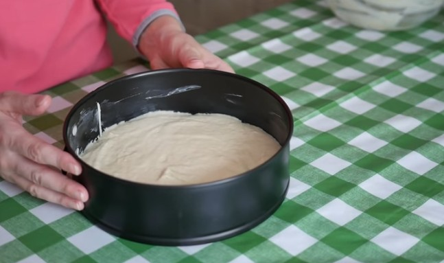 Домашний манник на кефире - рецепт пошаговый с фото