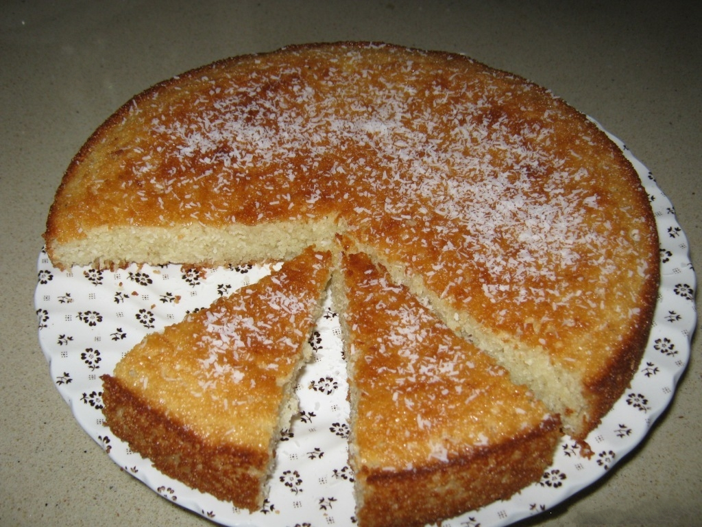 Пирог манник на кефире рецепт с фото в мультиварке