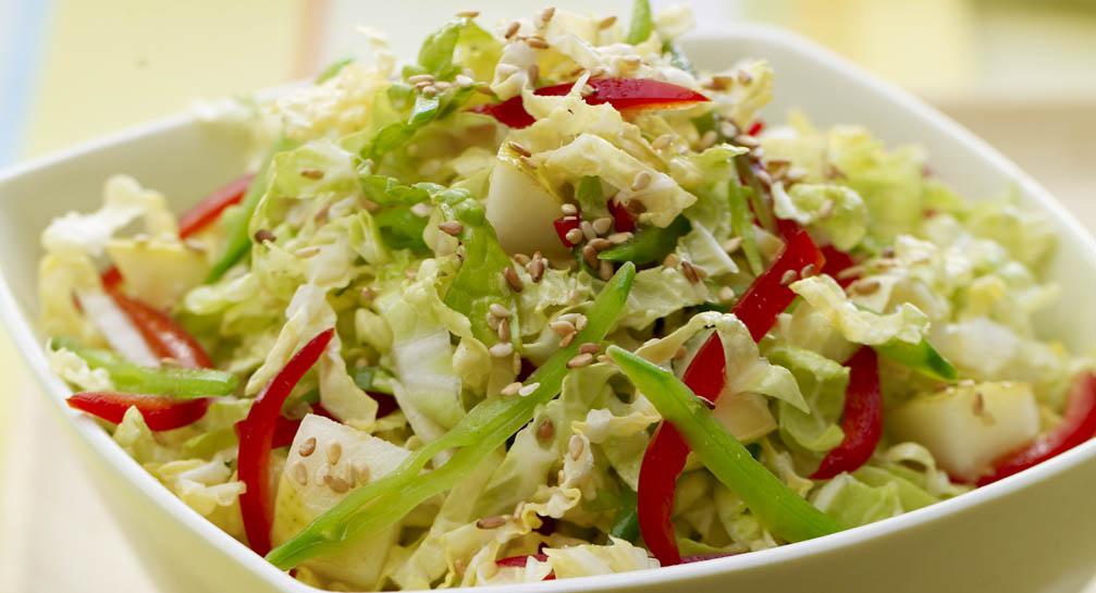 салатики с пекинской капустой