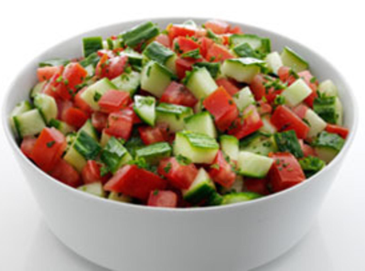 Весенний салат классический рецепт