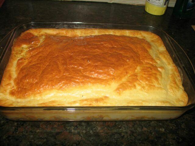 pirog-iz-kapusty заливной пирог с капустой на кефире
