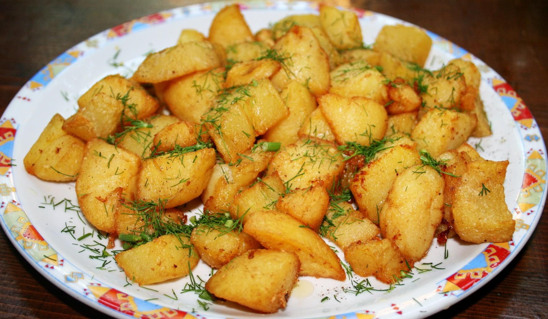 картофель по деревенски в духовке рецепт с фото молодой