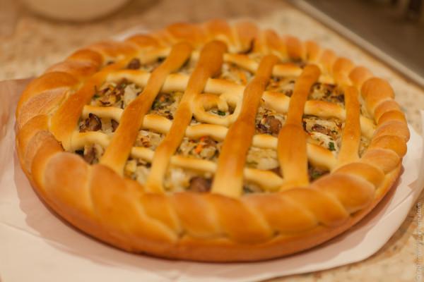 pirog-iz-kapusty пирог с капустой