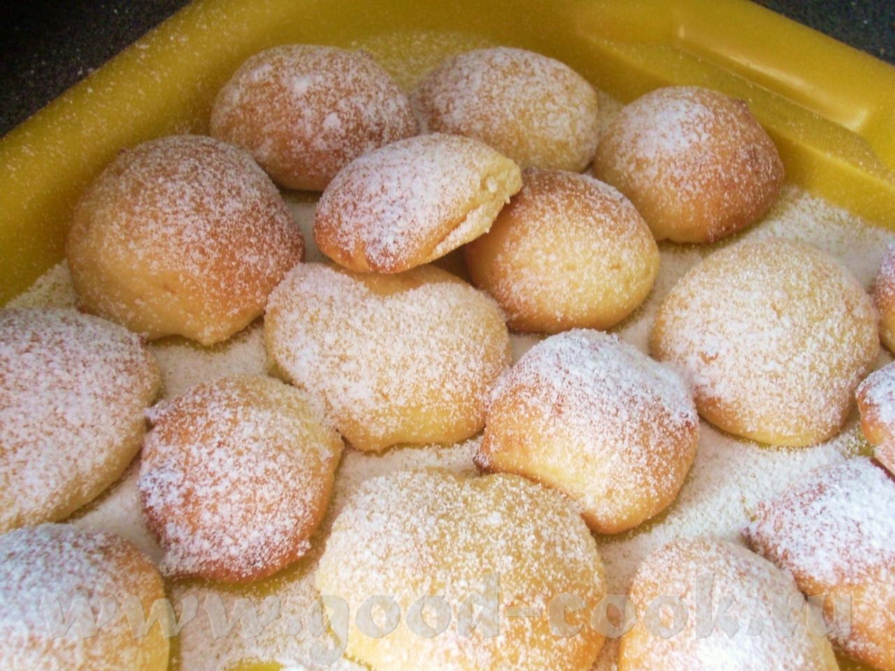 творожные печенья без масла рецепт с фото