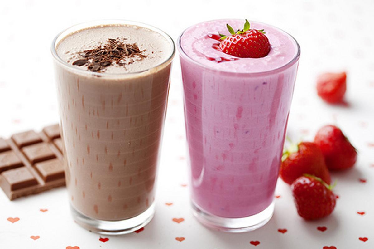 Молочные коктейли в домашних условиях: как приготовить 96