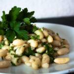 Салат с фасолью-10 проверенных рецептов