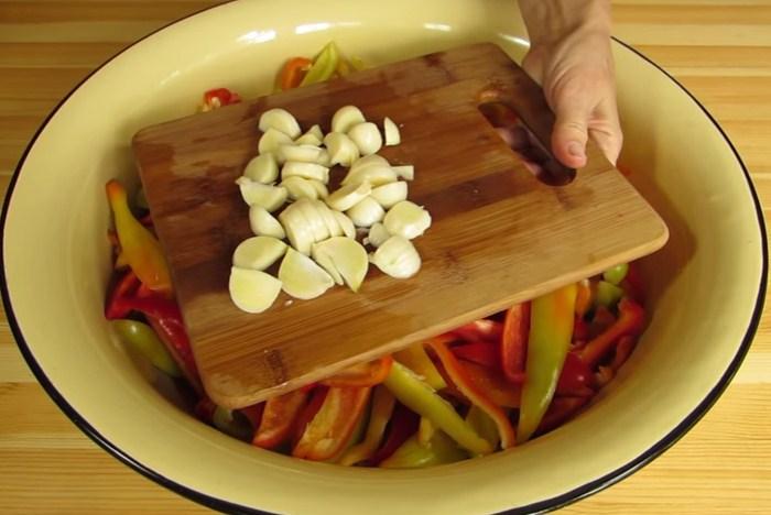 Маринованный перец на зиму рецепты