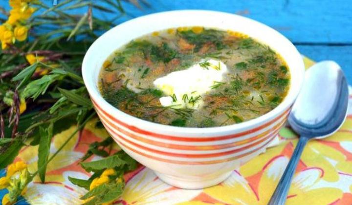 Как приготовить грибной суп с фото пошаговый рецепт
