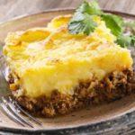 Самая вкусная картофельная запеканка с фаршем  в духовке 6 простых рецептов приготовления